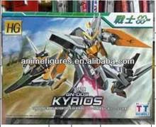 HG 00 04 GN-003 KYRIOS 1/144 Gundam Action Figures,Gunpla Model