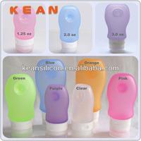 silicone bottle holder/Food Grade honey packing bottle/Packing Tubes