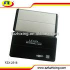 USB 3.0 to 2.5 inch SATA aluminum HDD External Hard Drive Disk Enclosure Casing