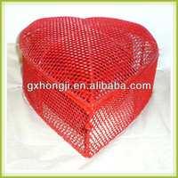 Red Heart shape Valentine's day chocolate box