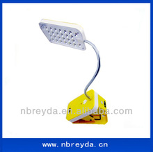 usb Rechargeable Led Reading Light with Clip