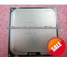 desktop cpu processor core 2 duo used CPU E6400 processor SL9S9,SL9T9 sz & hk stock wholesale