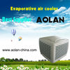 18000m3/h air flow axial fan down discharge industrial roof exhaust fan