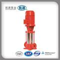 Xbd-gdl tubería de acero inoxidable cubierta partida axial hidráulica de pistón de la bomba de agua de la máquina