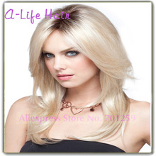 Synthetic Braided Wigs Two Tone Color Wig Ombre Synthetic Wig Cheap Price