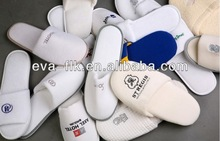Good quality comfort family/kids cheap disposable slippers for hotel guests slipper