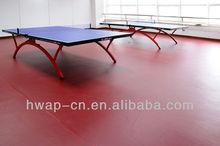 for Basketball/Badminton/Tennis/Table Tennis/Volleyball/Dance Floor Indoor Multifunctional PVC Spors Flooring