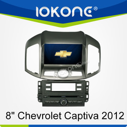 GPS navigator Touch screen Car DVD player for Chevrolet Captiva 2012