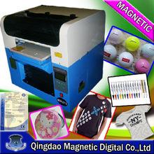 MDK best price Economical Multi-function garment digital flatbed printing garment