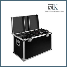 2013 RK-Portable Flight Case for dj speakers with store room