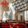 High quality Decorative Aluminium Chain Link Curtain (15 years factory )