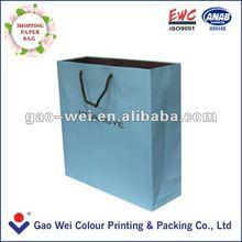 cheap paper carry bag printing