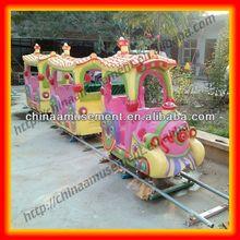 Amusement track train mini train for sale