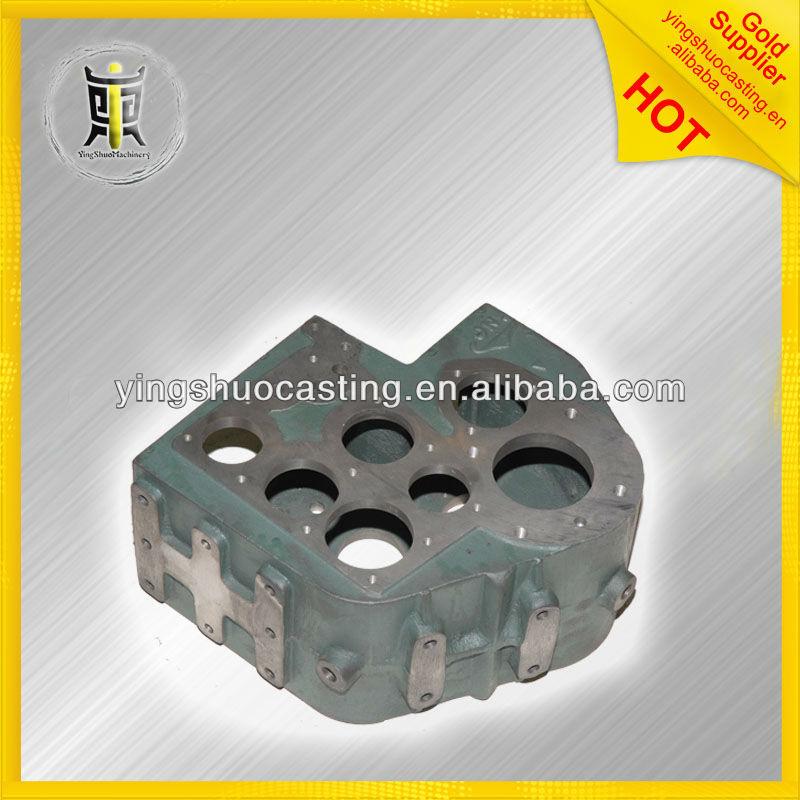 Oem Customized Cast Iron Gear Box Mechanism - Buy Gear Box ...