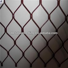 Aluminium Beautiful Grid Netting