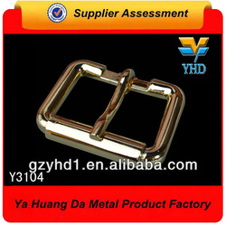 YHD fashion metal buckle for bag and belt in guangzhou