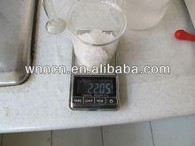 Potassium thiocyanate Volumetric method was developed for the determination of titanium indicator
