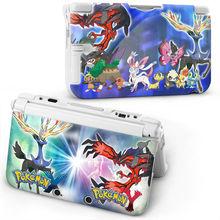 hard case for 3ds xl new design Pokemon