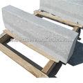 bordillo de granito gris claro