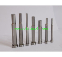 high precision burring punch, dowel punch pin,sunk punch pin