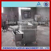 High capacity pork brine injector machine