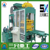 18kw light weight hollow concrete block making machine price