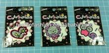 Glittery rhinestone phone stickers