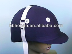 Polo helmet for racing