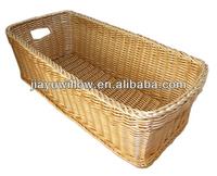 Cheap wicker bread proofing baskets