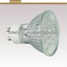 GU10 led bulb lighting for photography mini lighting kit