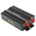 Obter a localização em nome endereço real número IMEI rastreamento on line TK103A-2 com Siren dispositivo cartão SD cabo USB e IMEI