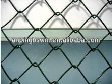 high quality pvc chain link fence cheap vinyl fence