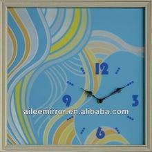 2013 high quality natural stone clock modern floor clocks clock suspension spring