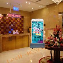 Cellphone mobile advertising led screen/P3 led sign xxx moves / P3 advertising led billboard