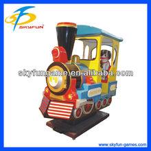 Train kiddie amusement rides train