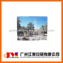 2013 new landscape 3d lenticular postcards