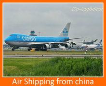Air & Sea shipping from Shanghai ----Smith