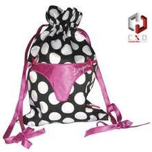 2013 Chinese Satin Lingerie Bag