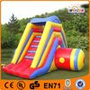 CE UL certificate inflatable bouncer water slide