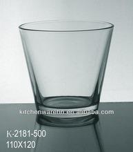 Haonai 210673 glass ware, polycarbonate glass tumbler