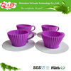 Eco-friendly And Non-stick Food Grade Cheap Silicone Cake Mould For Fast Birthday Cake Designs