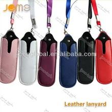fashionable design easy taking e-cigarette ego lanyard necklace