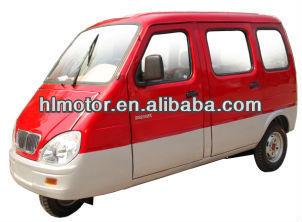 5 door 250cc caravan Three Wheel Passenger Rickshaw