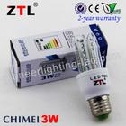 Wholesale high power smd 3w e27 smd led light corn