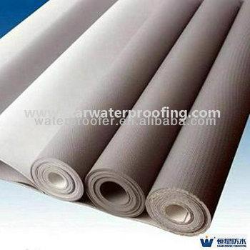 Polyester Reinforced Polyvinyl Chloride( PVC) Waterproof Membrane for floors