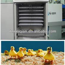 Incubateurs automatiques fertile d'incubation de la chine ( 1056 oeufs )