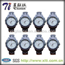 BAOJI XINGLIAN--Holidays Gift of Fashion Titanium Alloy Watch
