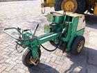 1995 MONTABERT MITRY Self powered and propelled asphalt cutter