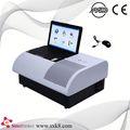 sk201 aprobado por la ce de la máquina médica elisa lavadora lector de piezas