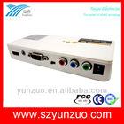 HDTV VGA Ypbpr to HDMI media player Converter 1080p